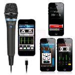 Ik multimedia iRig Mic HD - Microphone numérique pour iOS et Mac