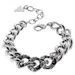 Guess Ubb51472 - Bracelet en métal argenté