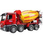 Bruder Toys 3654 - Camion bétonnière Mercedes Benz Arocs - Echelle 1:16