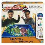 Hasbro Set Beyblade : Half Pipe Battle Set