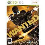 Wanted : Les Armes du Destin sur XBOX360