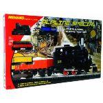 Mehano T731- Coffret Alpine Special train électrique avec transformateur