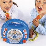 Idena 6805350 - Lecteur CD portable enfant