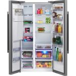 Beko GN162430X - Réfrigérateur américain Side By Side