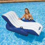 Intex Chaise longue de piscine Deluxe
