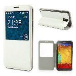 SGN3-ETU-TV-009-B - Étui à rabat ultra fin S-View Samsung Galaxy Note 3 + Film