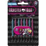 Dekora 7 bougies anniversaire Monster High
