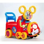 Feber Trotteur train Mickey Mouse