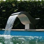 Ubbink 7504666 - Cascade à led pour piscine Birdie