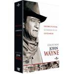 Coffret John Wayne - Une Bible et un Fusil + La Caravane de Feu + Les Ecumeurs