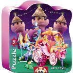 Educa Puzzle Mignon: Château de princesse 50 pièces