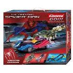 Carrera Toys Go!!! 62281 - Circuit de voitures The Amazing Spider-Man Manhattan Showdown