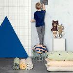Ferm Living Coussin enfant Teepee (40 x 60 cm)