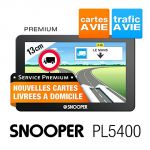 Snooper Truckmate PL5400 - GPS poids lourd