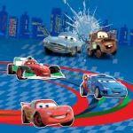 Toile magnétique Cars (30 x 30 cm)