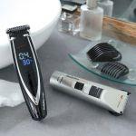 Babyliss E886E - Tondeuse à barbe Digital Control rechargeable