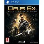 Deus Ex Mankind Divided sur PS4