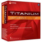 Titanium Antivirus  2011 pour Windows