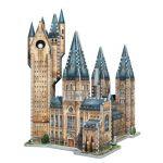 Wrebbit Puzzle 3D Harry Potter Poudlard Tour d'astronomie 875 pièces