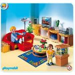 Playmobil 4282 - Salle de séjour