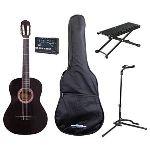 Brighton Pack apprentissage guitare classique 3/4 avec accessoires