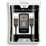 e-concept Télécommande + Câble HDMI pour PlayStation 3