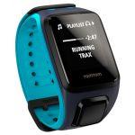 TomTom Runner 2 Cardio+Music - Montre GPS (bracelet large)