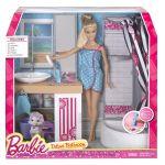 Mattel Barbie et sa salle de bain