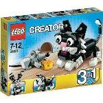 Lego 31021 - Creator 3 en 1 : Mes animaux de compagnie