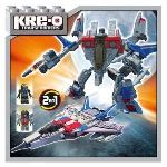 Hasbro Kre-O Transformers Starscream