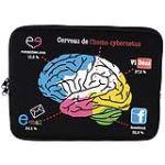 """La Chaise Longue Housse Brain pour ordinateur portable 13"""""""