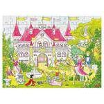 Goki 576154 - Puzzle Château enchanté 96 éléments