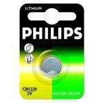 Philips CR1220 - Batterie lithium 3V
