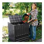 Garantia Composteur Eco-King 600L