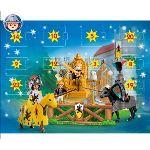 Playmobil 4163 - Calendrier de l'Avent Tournoi impérial des Chevaliers