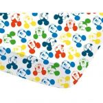 Drap housse Mickey Mouse Expression (90 x 190 cm)