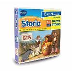 Vtech Jeu tablette Storio : Winnie l'Ourson