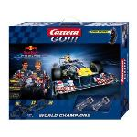 Carrera Toys Go!!! 62278 - Circuit de voitures Red Bull Racing World Champions