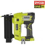 Ryobi One+ R18N18G-0 - Cloueur de finition 18V sans batterie ni chargeur