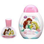 Coffret Disney Princesses : Eau de toilette et gel douche