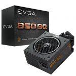 Evga 850 BQ - Bloc d'alimentation modulaire PC 850W certifié 80 Plus Bronze