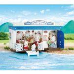 Epoch Sylvanian Family 4190 - Restaurant de bord de mer