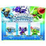 Activision Pack figurines Skylanders : Spyro's Adventure - Lightning Rod + Cynder + Zook
