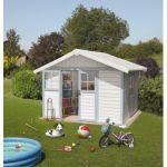 Grosfillex Déco 7,5 - Abri de jardin en PVC 7,50 m2
