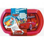 D'arpèje Mini coffret de coloriage : magique box Cars
