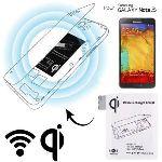 Yonis Y-rsfi2 - Récepteur de chargement QI sans fil patch pour Samsung Galaxy Note 3