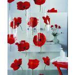 Spirella Rideau de douche Cinnabar en plastique (180 x 200 cm)