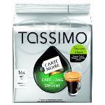 Tassimo 16 dosettes T-Discs Carte Noire Voluptuoso Colombia