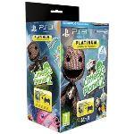 LittleBigPlanet 2 + Manette Dual Shock sur PS3