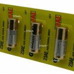 GP High Voltage pile 23A x5